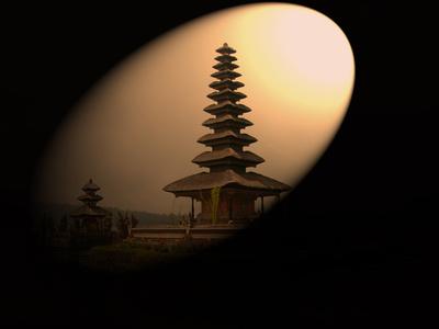Der heilige Tempel
