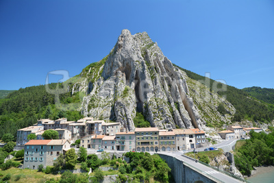 Historische Stadt Sisteron
