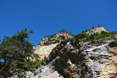 Felsen in der Gorge des Gats