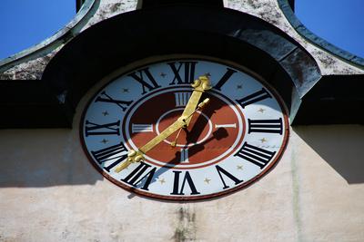 """""""Die Zeit vergeht nicht schneller..."""