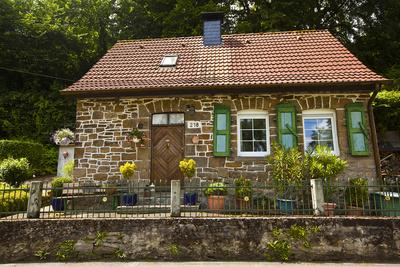 Altes Bruchsteinhaus