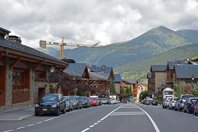 Andorra: Vorort La Massana
