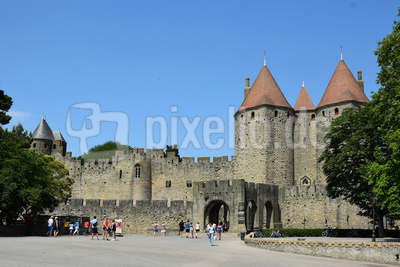 Carcassonne / 1