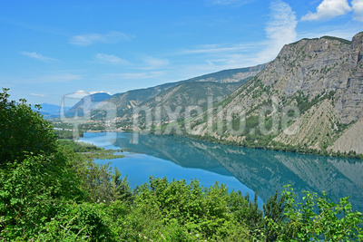 Lac de Serre Ponçon / 1