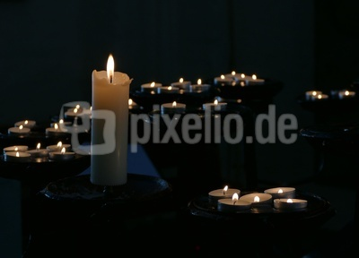 Kirchen-Kerzen
