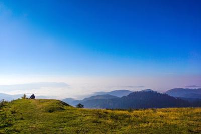Schwarzwaldhöhen im Herbst