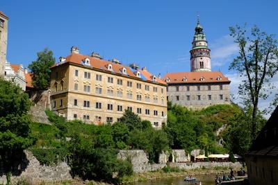 Krumau Burg