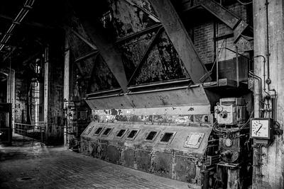 Kostenloses Foto: Altes Kraftwerk - pixelio.de