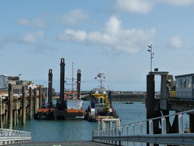 Hafenanlage - Marina