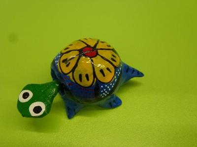 Wackelkopf-Schildkröte