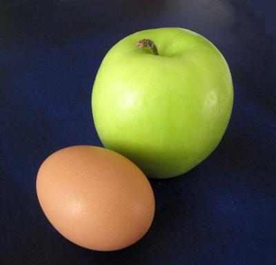 Für´n Appel und´n Ei