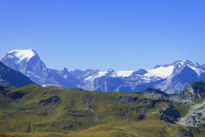 Tödi und Glarner Alpen