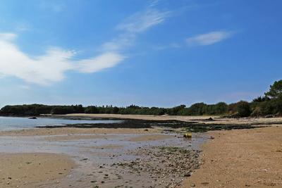 Atlantikküste an der Côte des Mégalithes
