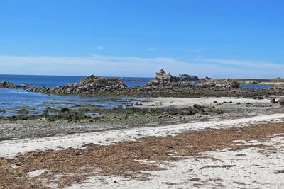 Strandpartie bei Porspoder