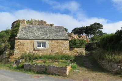 Im Norden der Bretagne