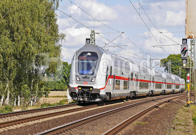 Doppelstock-Intercityzug
