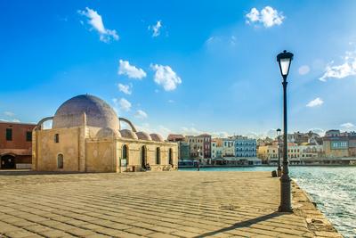 Altstadthafen von Chania, Kreta