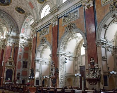 Wien - Schottenkirche 02