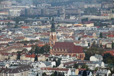 Die dritthöchste Kirche Wiens