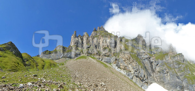 Via Alpina: Engelberg--Altdorf