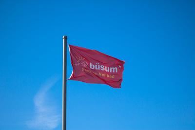 Flagge Büsum