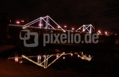 Brücke zum Casino de Montréal