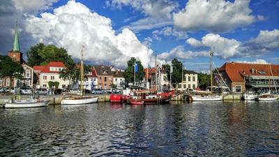 Hafen in Neustadt/Holstein
