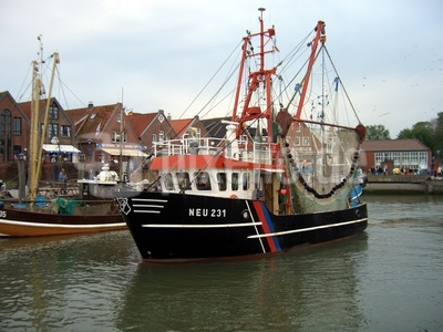 Vom Fischfang zurück