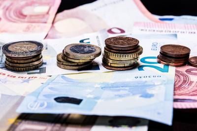 Euroscheine&Münzen