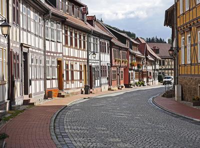 Stolberg/Harz - Hauptstraße