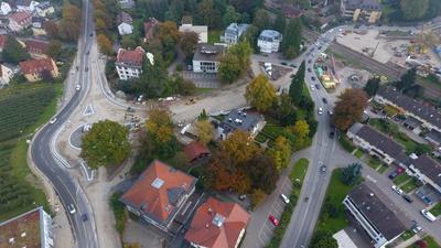 Lindau Bodensee Baustelle