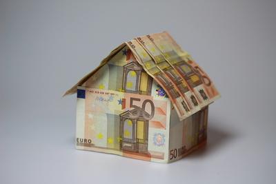Geldhaus 50 Euro
