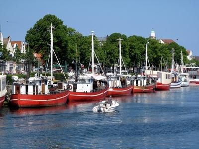 Die rote Flotte