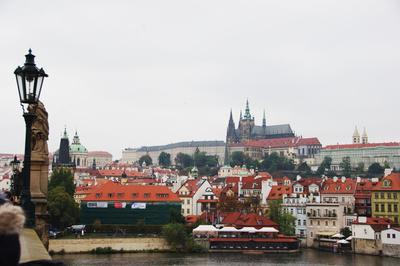 Prag mit Hradschin