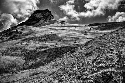 Schneelandschaft am Fellhorn