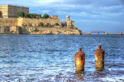 Befestigung von Valletta