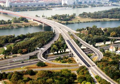 Wien - Brigittenauer Brücke