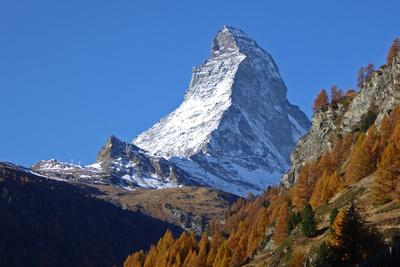 Wahrzeichen von Zermatt