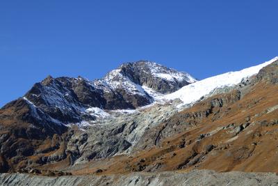 Mont Durand mit Hochwänggletscher