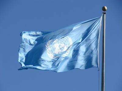 UNO Flagge