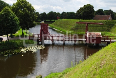 Brücke der Festung Bourtange