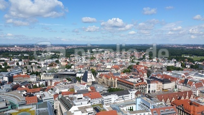 Panorama Leipzig
