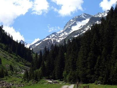 Schöne Bergwelt