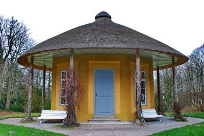 Hochzeitspavillon im Lütetsburger Schloßpark