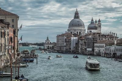 Herbstlicht in Venedig