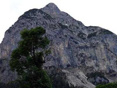 Der Berg ganz nah