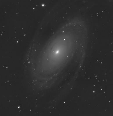 M81 Galaxie im großen Wagen