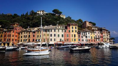 Portofino traumhaft schön