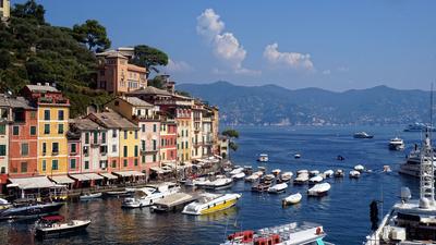 Portofino - malerisch schön