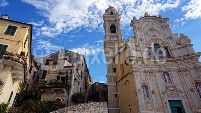 Kirche San Giovanni Battista in Cervo